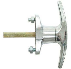 Garage T handle lock Garage Locks