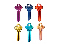 Locksmiths Belivah coloured keys Price