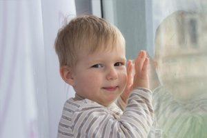 Child safety around Window locks Installed