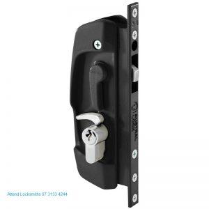 screen door locks for sliding doors